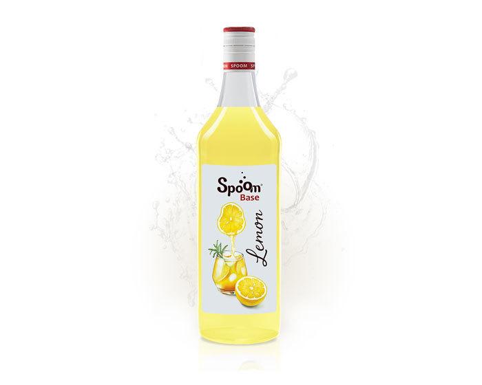 Сироп Spoom Лимон Бейз, 1 л