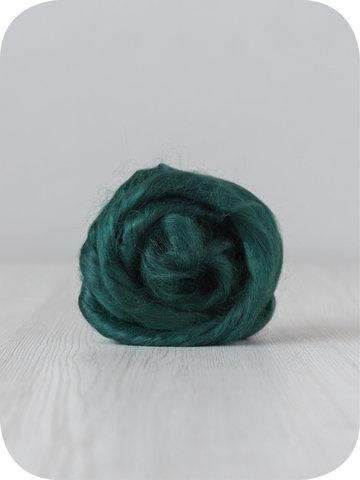 Волокна крапивы для валяния. Ирландия