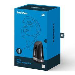 Мастурбатор Satisfyer Men Heat Vibration с подогревом и вибрацией -