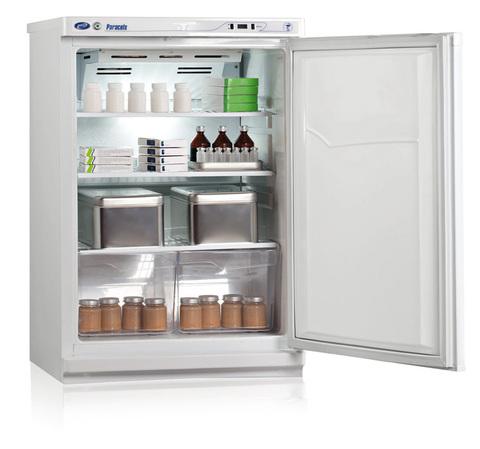 Холодильник фармацевтический ХФ-140 «POZIS» дверь металл - фото
