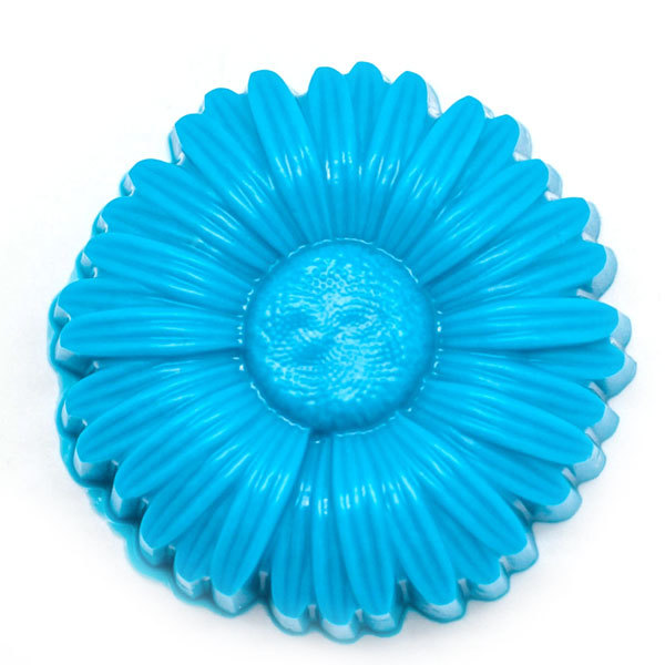 Пластиковая форма для мыла Ромашка