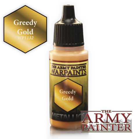 War Paints: Greedy Gold