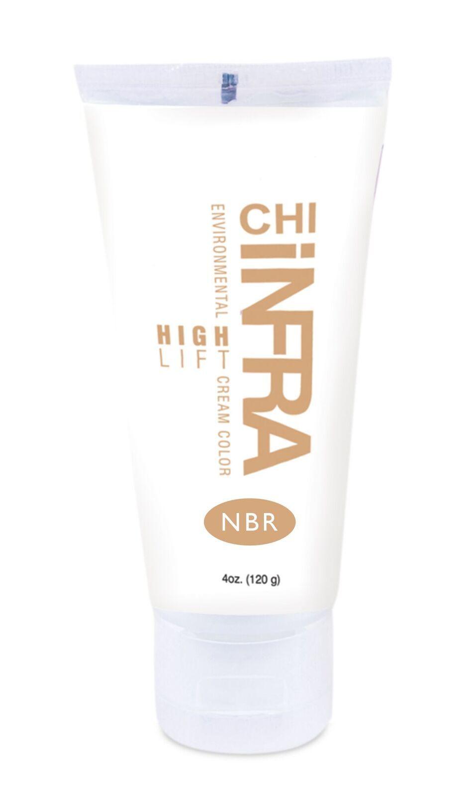 Крем-краска CHI Инфра (осветляющая) NВR (Натуральный Коричневый)  120 гр