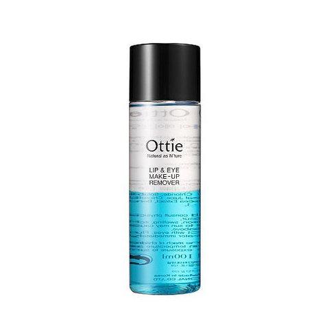 Средство для снятия макияжа Ottie Lip & Eye Make-up Remover