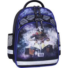Рюкзак школьный Bagland Mouse черный 505 (0051370)