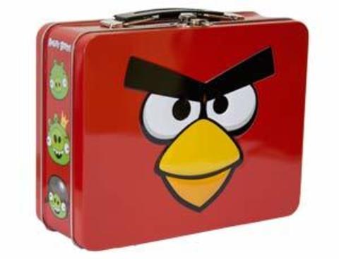 Чемоданчик метал Angry Birds/A