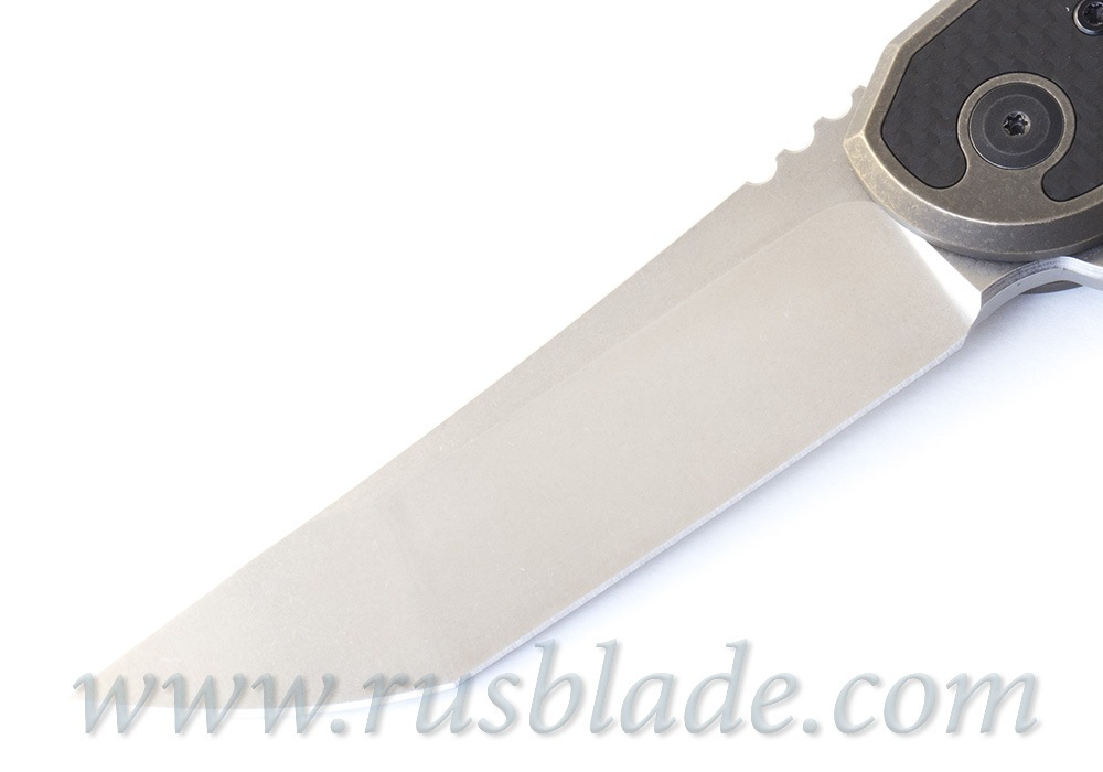 CKF Hoback KWAIBACK collab knife - фотография