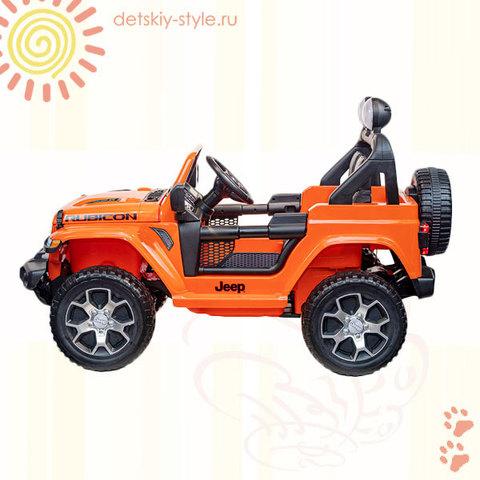 Jeep Rubicon 4WD