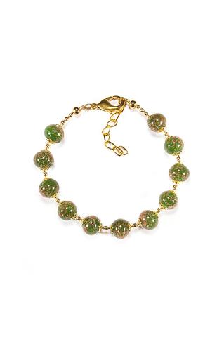 Браслет Amato зелёный