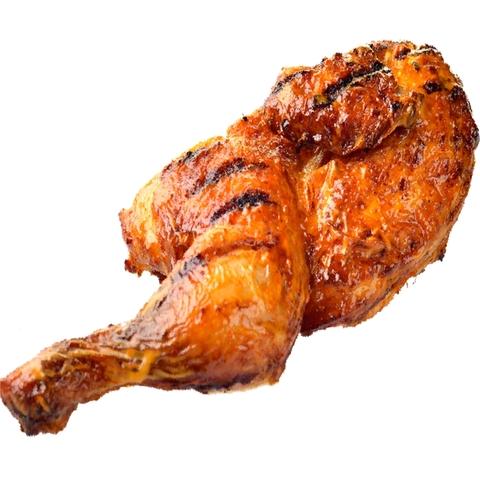 Половинка куриная запеченная 1 кг