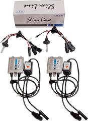 Комплект ксенона MTF Light Slim Line HB3 (9005) (4300K) с колбами Philips