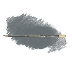 Карандаш художественный акварельный MONDELUZ, цвет 38 холодный серый