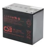 Аккумулятор  CSB HRL12200W ( 12V 50Ah / 12В 50Ач ) - фотография