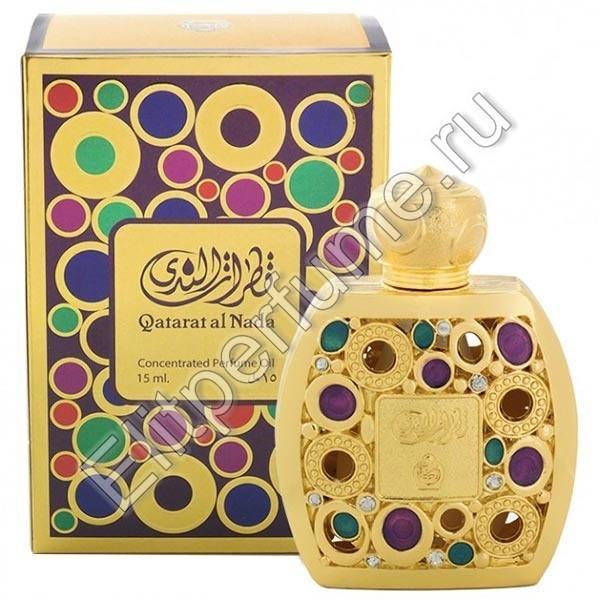Qatarat Al Nada  Катарат Аль Нада 15 мл арабские масляные духи от Афнан Парфюм Afnan Perfumes