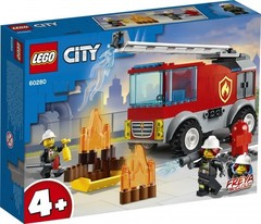 Lego konstruktor City Fire Ladder Truck