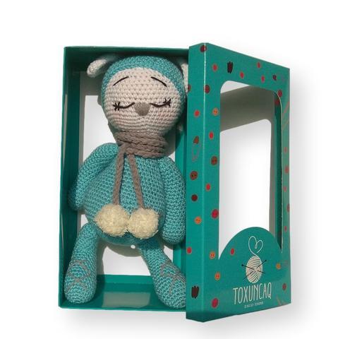 Yumşaq oyuncaq Yatmış dovşan TXQ-731