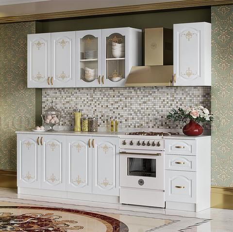Кухня Версаль Белая