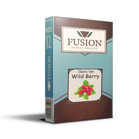 Табак Fusion Soft Wildberry 100 г