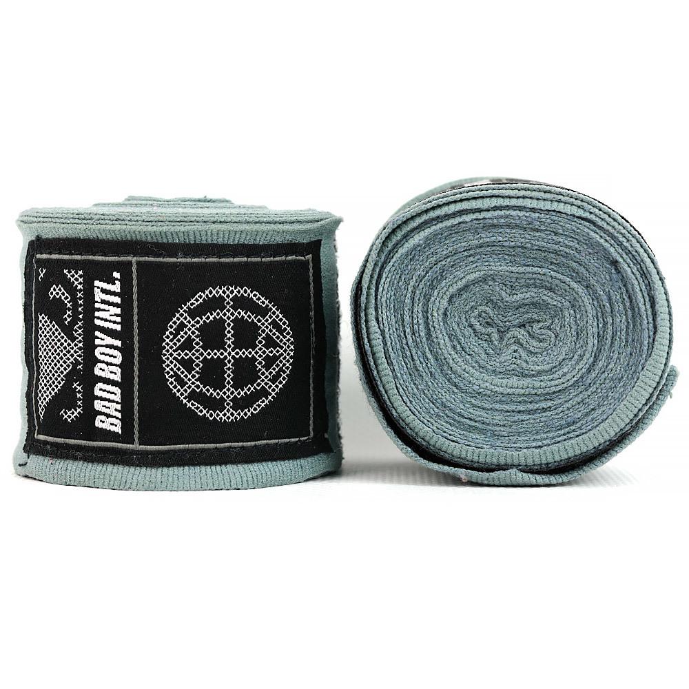Капы и бинты Бинты Bad Boy Combat Premium Hand Wraps Grey 5m Бинты_Bad_Boy_Combat_Premium_Hand_Wraps_Grey_5m.jpg