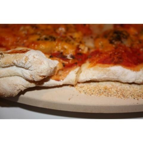 Пицца-камень натуральный без глазури 13 дюймов Primo