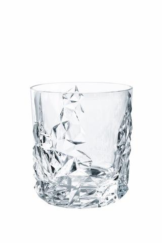 Набор из 4-х бокалов Whisky 365 мл артикул 101968. Серия Sculpture