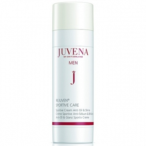 JUVENA Спортивный матирующий крем для мужчин против жирного блеска | REJUVEN® MEN SPORTIVE CARE Sportive Cream Anti Oil & Shine