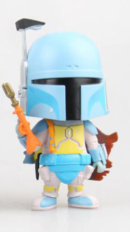 Фигурка Boba Fett, animated version