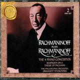 Rachmaninoff / Rachmaninoff Plays Rachmaninoff (2CD)