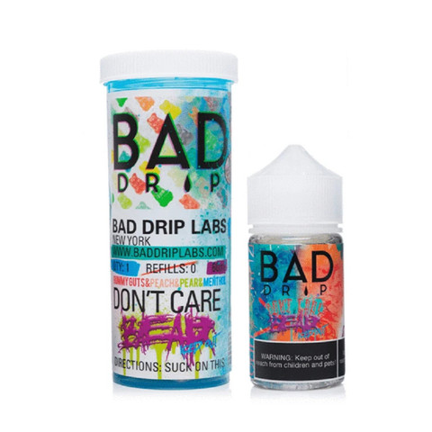 Жидкость Bad Drip 60 мл Don't Care Bear Iced Out
