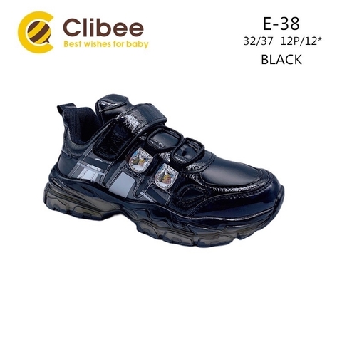 Clibee E38 Black 32-37