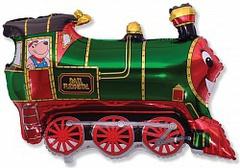 """Фигура """"Зеленый поезд"""""""