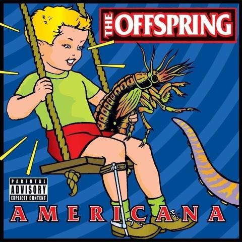 The Offspring / Americana (CD)