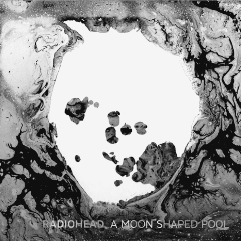 Radiohead / A Moon Shaped Pool (RU)(CD)