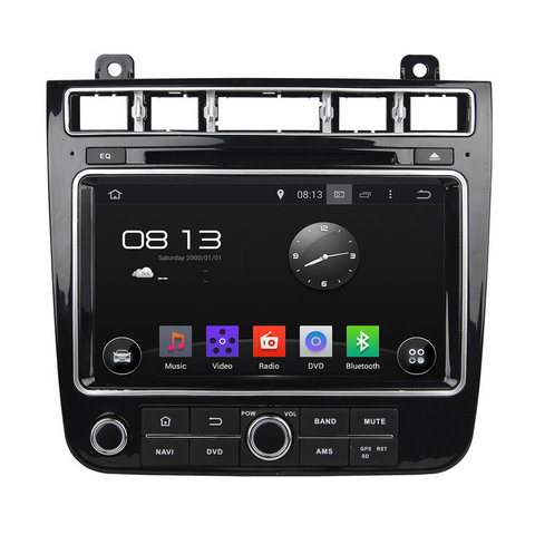 Магнитола для Volkswagen Touareg (2015-2018) Android 10 4/64GB IPS DSP KD-8122-PX5