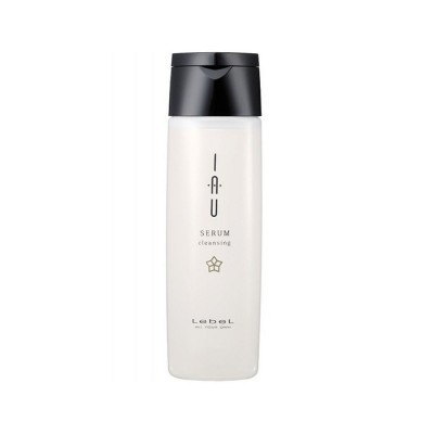 Lebel IAU Home: Увлажняющий аромашампунь для волос (Serum Cleansing), 200мл/600мл/1000мл