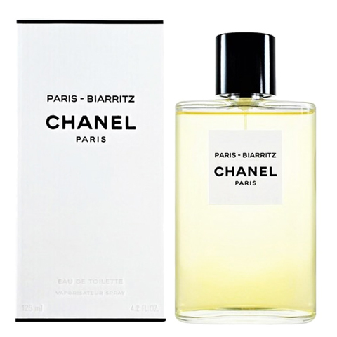 Chanel: Paris-Biarritz унисекс туалетная вода edt, 125мл