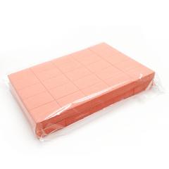 Баф мини, цвет оранжевый 120/120