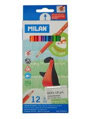 карандаши цветные Milan