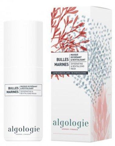 Кислородная ревитализующая маска «Морские пузырьки»,Algologie, 40мл
