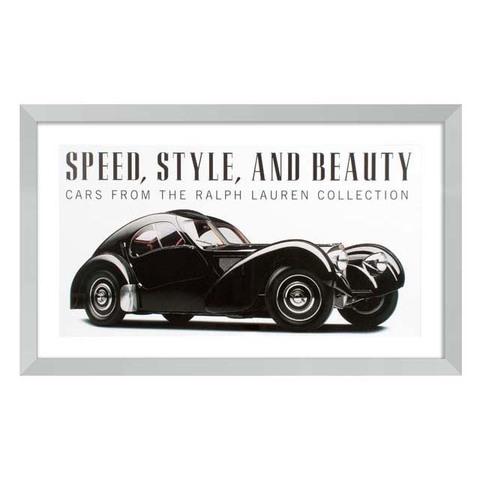 Постер Speed, Style & Beauty