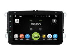 Штатная магнитола на Android 8.0 для Skoda Roomster 10-16 Roximo CarDroid RD-3711