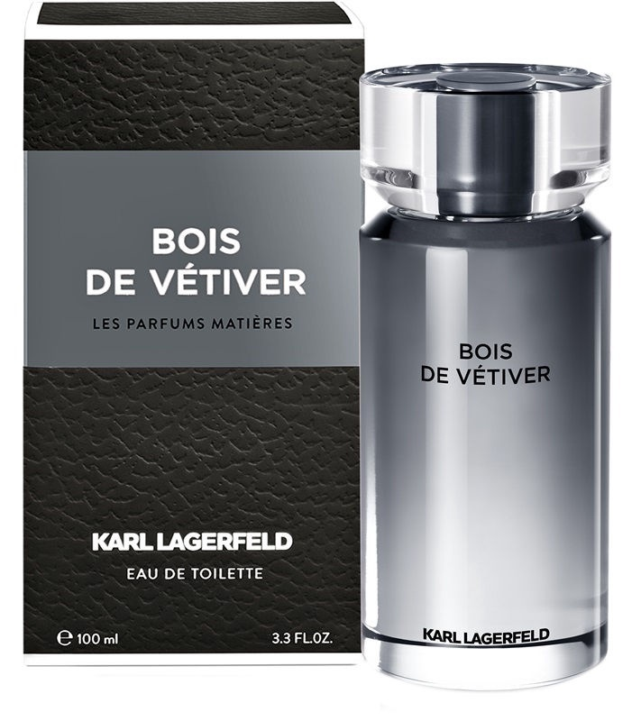Karl Lagerfeld Bois de Vétiver EDT