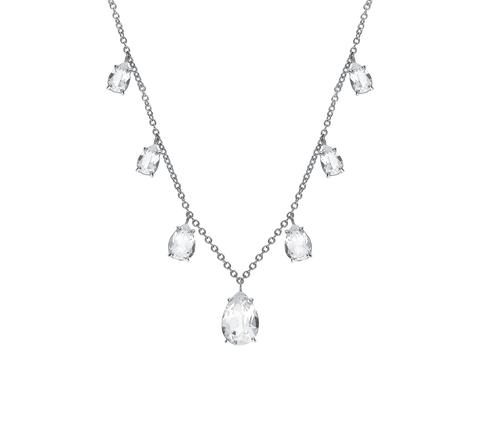 Ожерелье с горным хрусталем