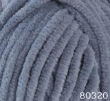 Пряжа Himalaya Dolphin Baby арт. 80320 темно-серый