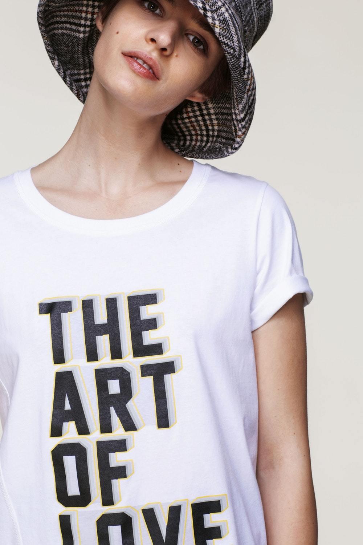 Dorothee Schumacher футболка с надписью