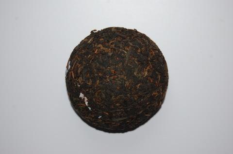 Шу Пуэр V93 2018 год, точа 100 грамм