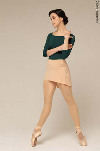 The Skirt Stretches basic | beige