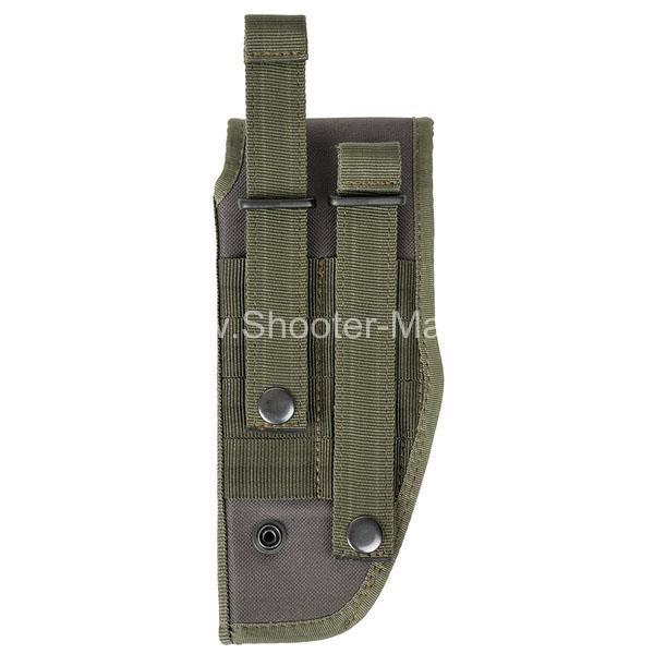 Кобура закрытая для пистолетов Глок 17, Глок 19, крепление MOLLE