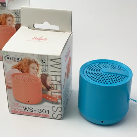 Səs gücləndiricisi \ Колонки \ Mini speaker blue