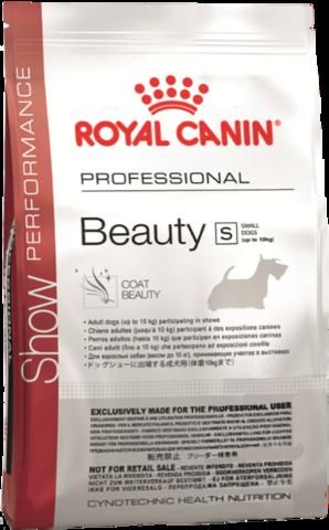 8 кг. SHOW BEAUTY PERFORMANCE Small Dog — корм с оптимальным сочетанием питательных веществ для поддержания красоты шерсти.